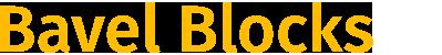 Bavel Blocks Logo
